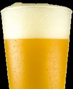 hazy ipa glass cerveza