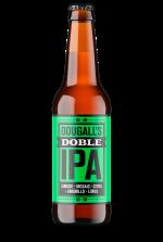 cerveza dougalls botella doble ipa