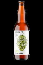 cerveza dougalls botella organic ipa